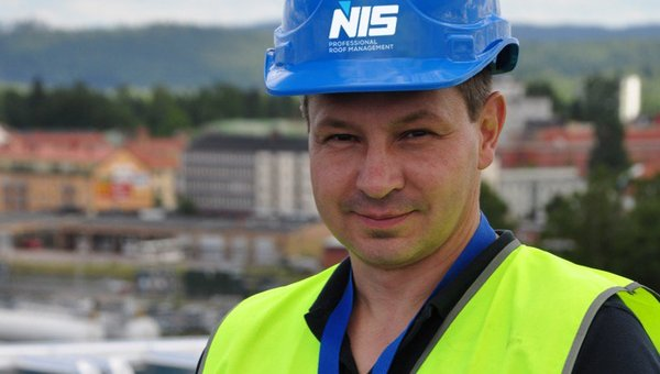 NIS Roof Services | NIS Roof Management | Roof Protection Plan | Instandhaltungskonzept